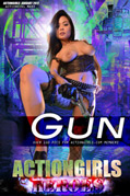 Actiongirls Hero Mars Gun Photo Layout & Zip