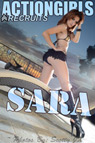 Actiongirls Recruit Sara Dusk Photo Layout & Zip