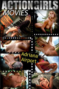 Adriana Airport Movie