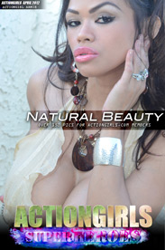 Actiongirls Armie Natural Beauty Photo Layout & Zip