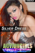 Actiongirl Armie Silver Dress Photo Layout & Zip