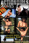 Kristina Walker Horseback Ride Movie