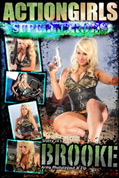 Actiongirls Hero Brooke Army Photo Layout & Zip