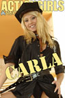 Actiongirls Recruits Carla Cop Photo Layout & Zip