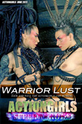 Actiongirls Hero Warrior Lust Photo Layout & Zip