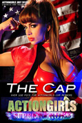 Actiongirls Hero Nomi Fernandez The Cap Photo Layout & Zip