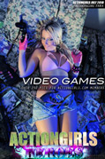 Actiongirls Hero Tara Video Games